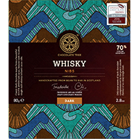 Chocolate Tree whisky nibs 69%