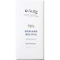 Oialla Beniano Bolivia 78%