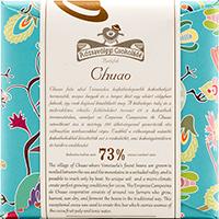 Rózsavölgyi Csokoládé Chuao 73%
