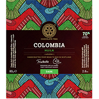 Chocolate Tree Colombia Huila 70%