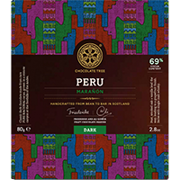 Chocolate Tree Peru Marañón 69%