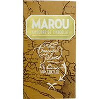 Marou treasure island ¾ 75%