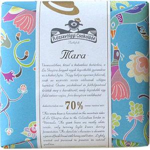 Rózsavölgyi Csokoládé Mara 70%