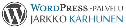 WordPress-palvelu Jarkko Karhunen
