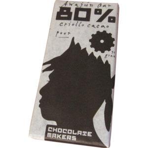 Chocolate Makers Awajun 80%