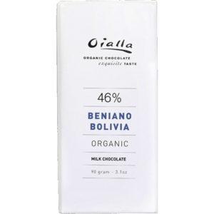 Oialla Beniano Bolivia 46%