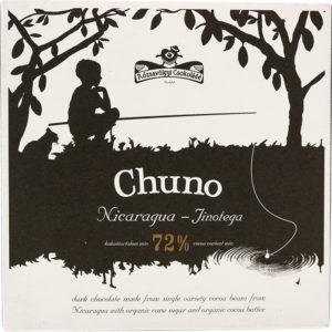 Rózsavölgyi Csokoládé Chuno Nicaragua 72%
