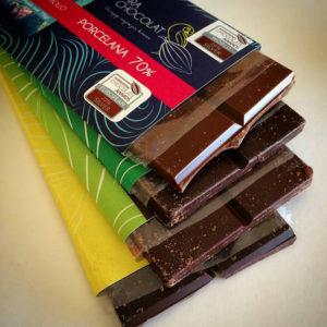 Ara Chocolat suklaalevyjä