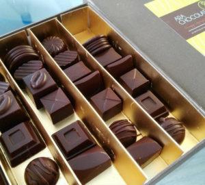 Ara Chocolat konvehteja