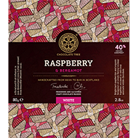 Chocolate Tree Raspberry & Bergamot