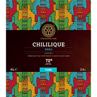 Chocolate Tree Peru Chililique 70%