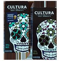 Cultura Craft Chocolate Haiti 70% & Belize 75%