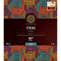 Chocolate Tree Chai Spice 60%