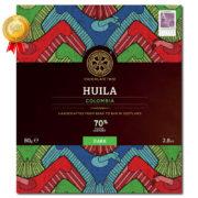 Chocolate Tree Colombia Huila 70% tumma suklaa