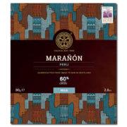 Chocolate Tree Peru Marañón milk 60% maitosuklaa