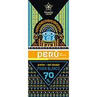 Amazing Cacao Peru Piura Blanco 70%