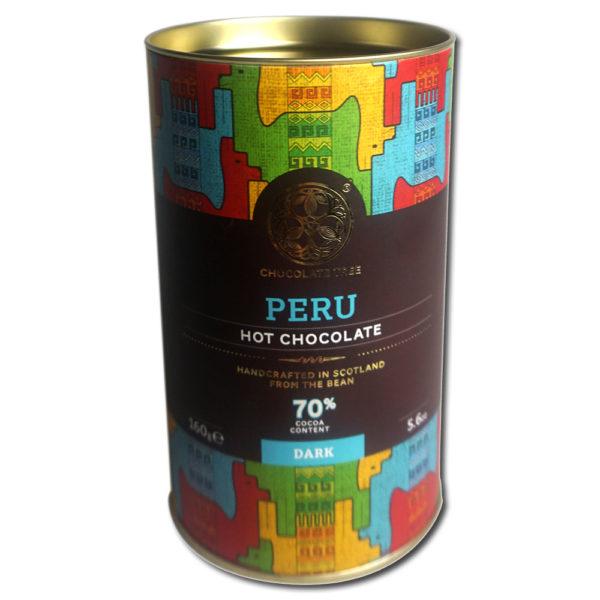 Chocolate Tree Peru 70% kaakaojuomahiutale