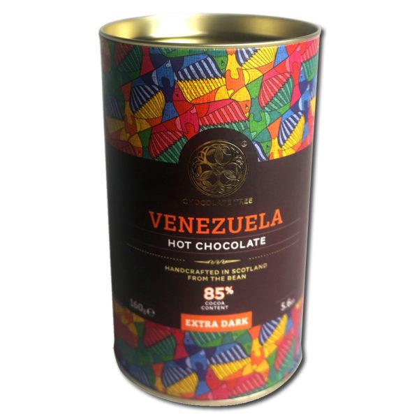 Chocolate Tree Venezuela Porcelana 85% kaakaojuomajauhe