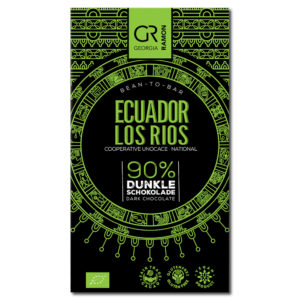 Georgia Ramon Ecuador Los Rios 90% tumma suklaa