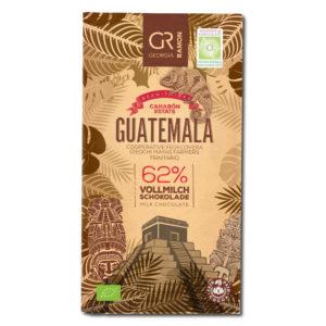 Georgia Ramon Guatemala 62% maitosuklaa