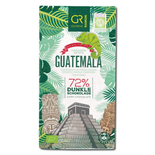 Georgia Ramon Guatemala 72% tumma suklaa