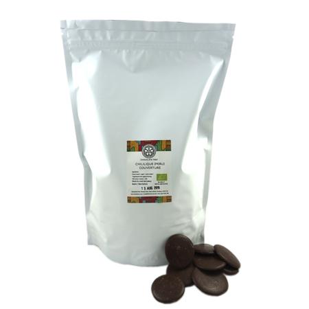 Chocolate Tree Chililique Peru 70% suklaanapit 1kg