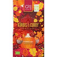 Georgia Ramon pumpkin & curry
