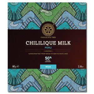 Chocolate Tree Chililique Peru 50% maitosuklaa