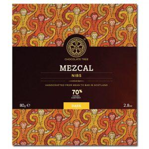 Chocolate Tree Mezcal Nibs 70% tumma suklaa