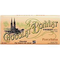 Chocolat Bonnat Porcelana 75%