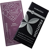 Peru Marañón - Fruition ja Ritual Chocolate