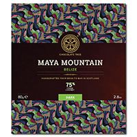 Chocolate Tree Maya Mountain Belize 75%