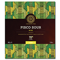 Chocolate Tree Pisco Sour Nibs 70%