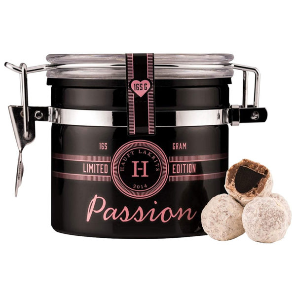 Haupt Lakrits limited edition Passion dulce-suklaa