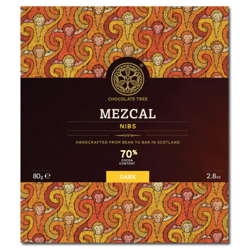Chocolate Tree Mezcal Nibs 70% tumma suklaa
