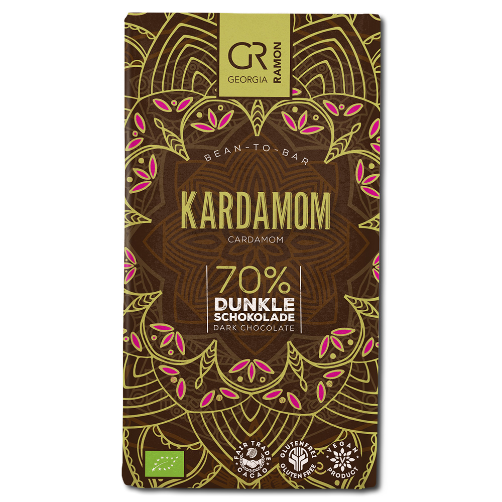 Georgia Ramon Cardamom 70%