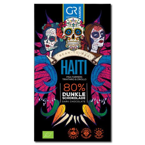 Georgia Ramon Haiti 80% tumma suklaa