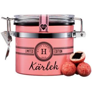 Haupt Lakrits limited edition Kärlek (rakkaus) valkosuklaa