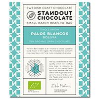 Standout Chocolate Palos Blancos Bolivia 70%