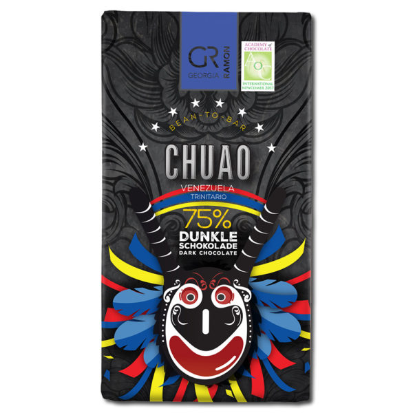 Georgia Ramon Chuao 75% tumma suklaa