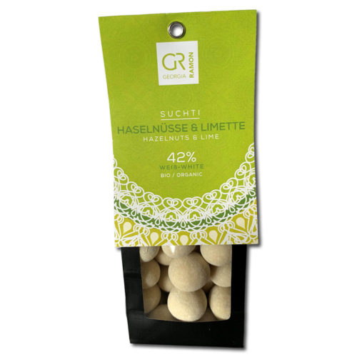 Georgia Ramon Suchti Hazelnut & Lime