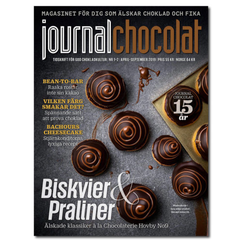 Journal Chocolat 1-2 / 2019