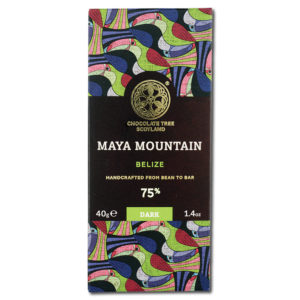 Chocolate Tree Maya Mountain Belize 75% tumma suklaa (40g)