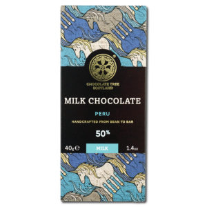 Chocolate Tree Chililique Piura Peru 50% maitosuklaa (40g)