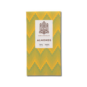 Ajala Chocolate Almonds 70%