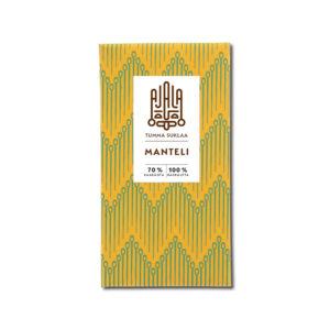 Ajala Chocolate Manteli 70% tumma suklaa