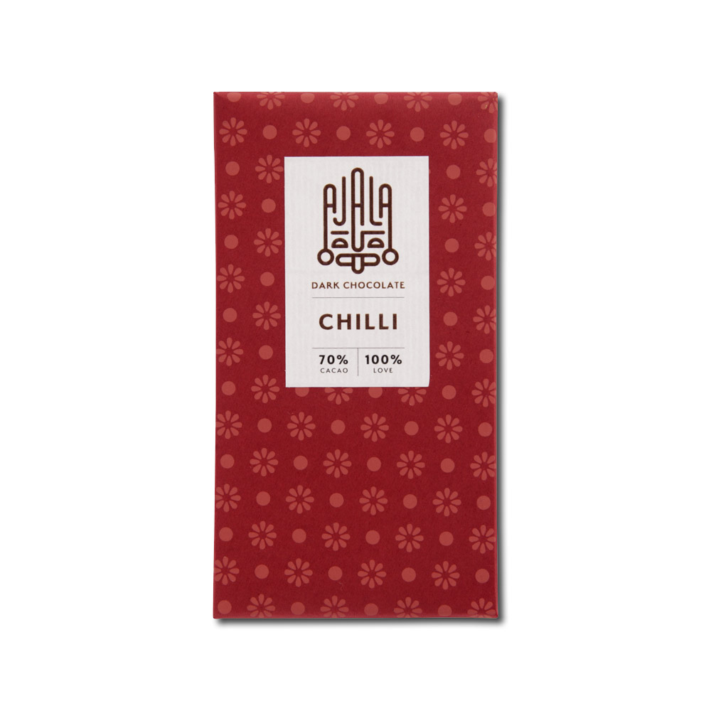 Ajala Chocolate Chili 70%