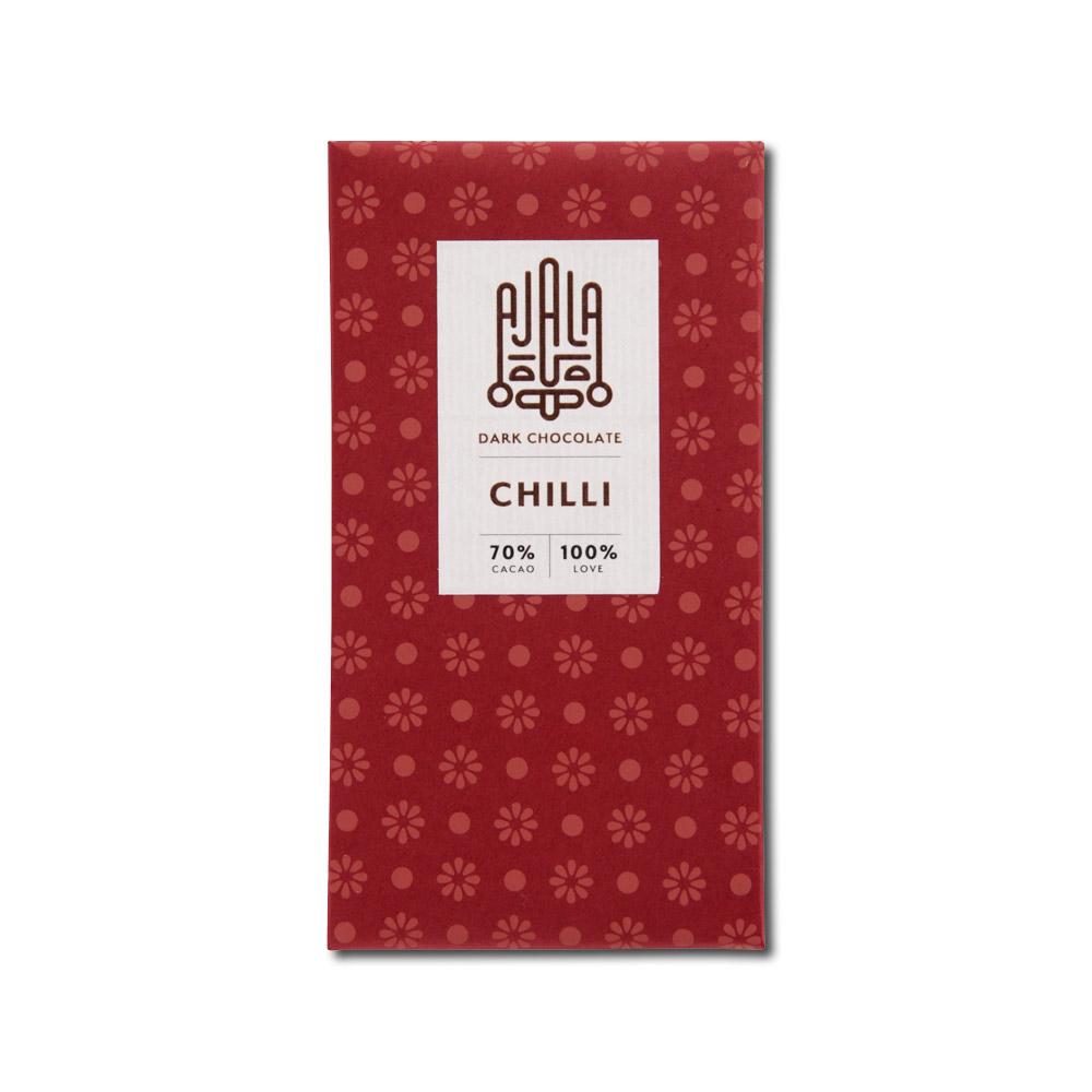 Ajala Chocolate Chili 70%