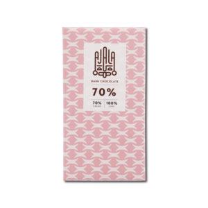 Ajala Chocolate dark chocolate 70% tumma suklaa