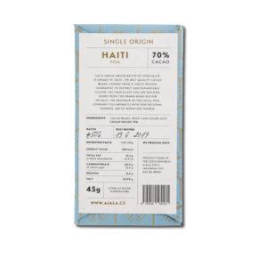 Ajala Chocolate Haiti 70% tumma suklaa